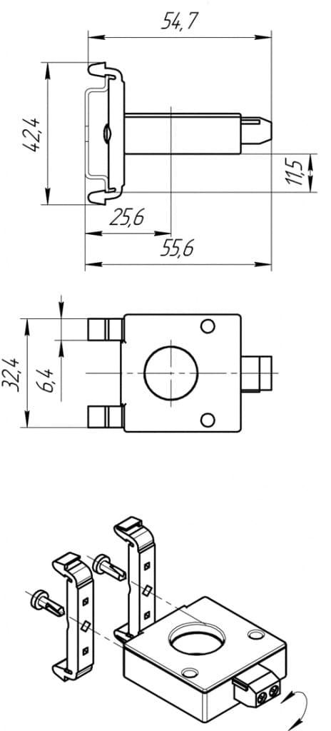РТУ-300 крепление на DIN-рейку.jpg
